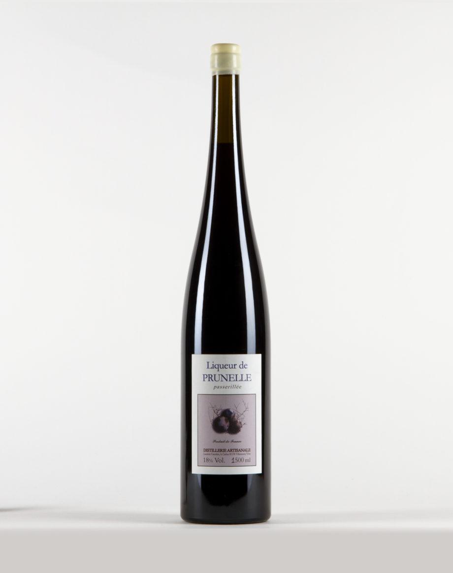 Liqueur de Prunelle Distillerie Laurent Cazottes 18%
