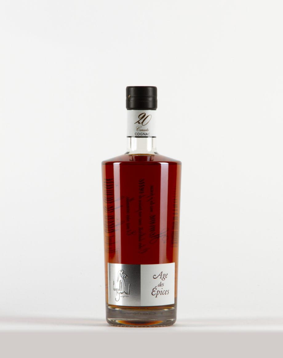 Cognac Age des Epices 20 Carats Leopold Gourmel 43%