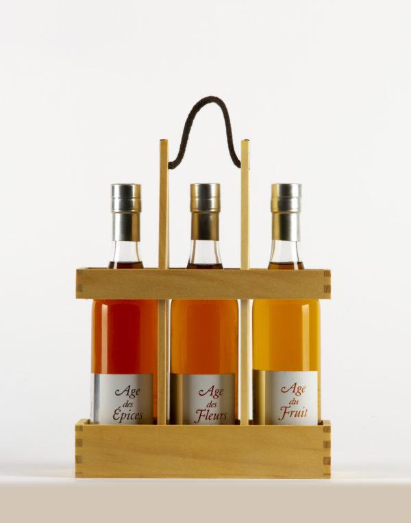 Promenade en Cognac ( Fruit, Fleurs, Epices 20 cl) Leopold Gourmel 41%
