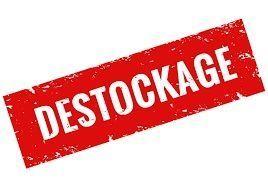 Destockage 18-01 au 31-01