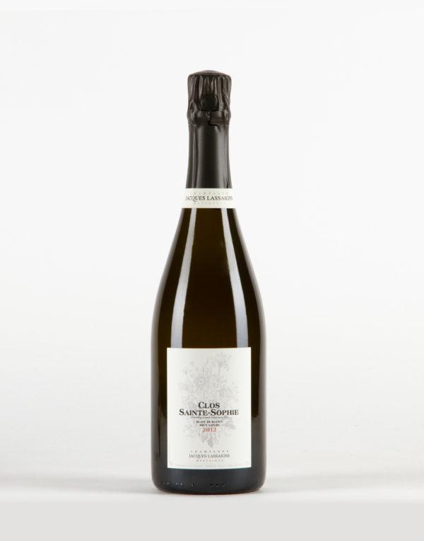 Clos Sainte Sophie Champagne, Jacques Lassaigne