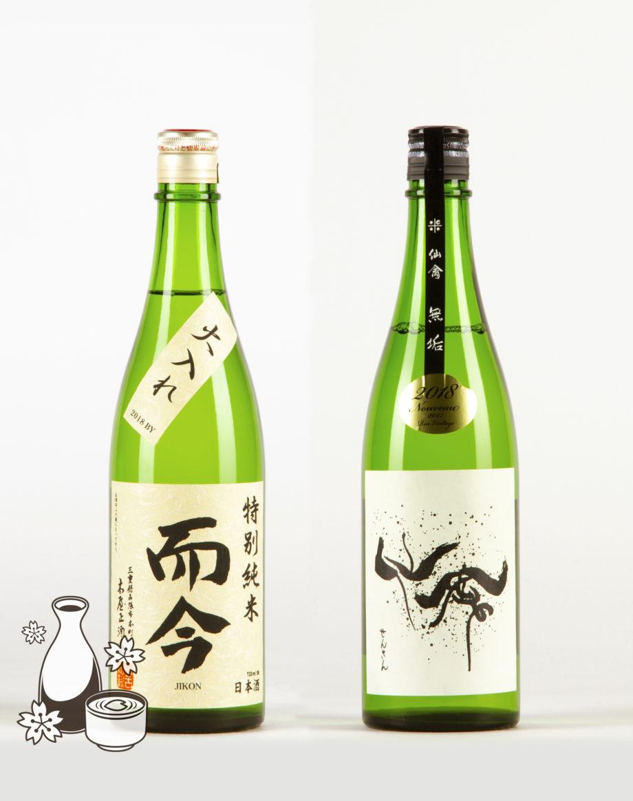 Découverte des Sakés Junmai