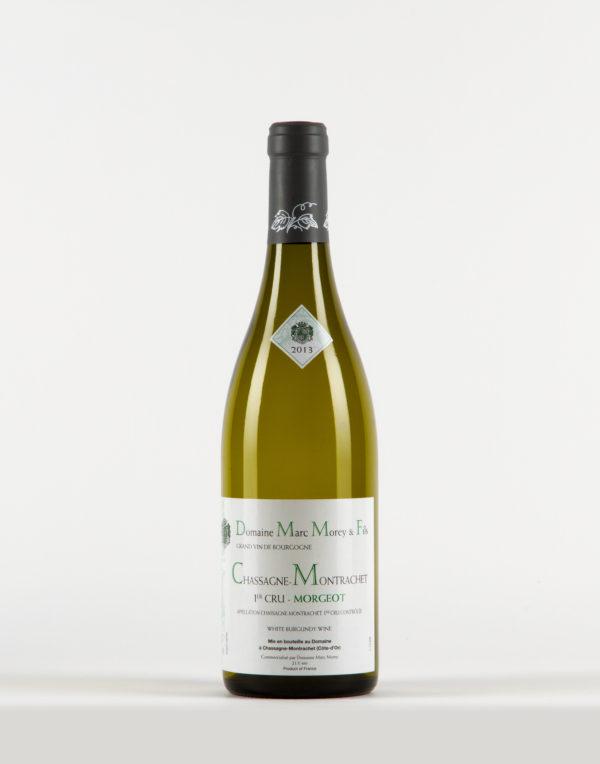 Morgeot Chassagne-Montrachet 1er Cru, Domaine Marc Morey