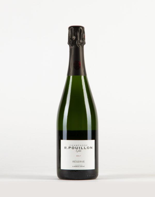 Réserve brut Champagne, Champagne R. Pouillon