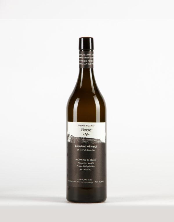 Plexus Vin de pays Suisse, Domaine Wannaz