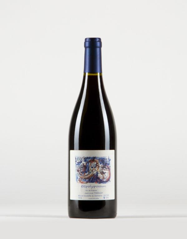 Elepolypossum Vin de France, Domaine Jean Louis Tribouley