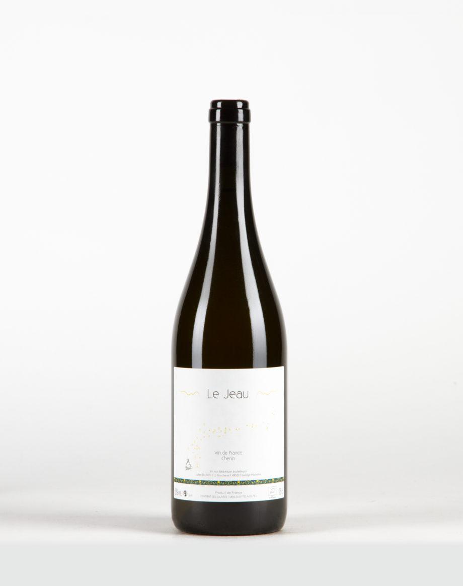 Le Jeau Blanc Vin de France, Julien Delrieu