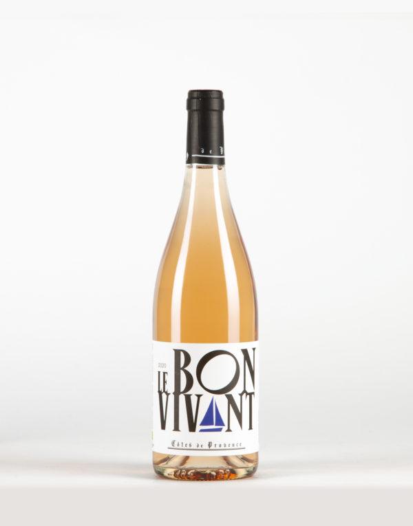Le Bon Vivant Côtes de Provence, Château de Roquefort