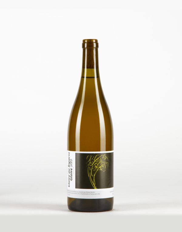 Gloire au Riparia Vin de France, Le Nez de Goth