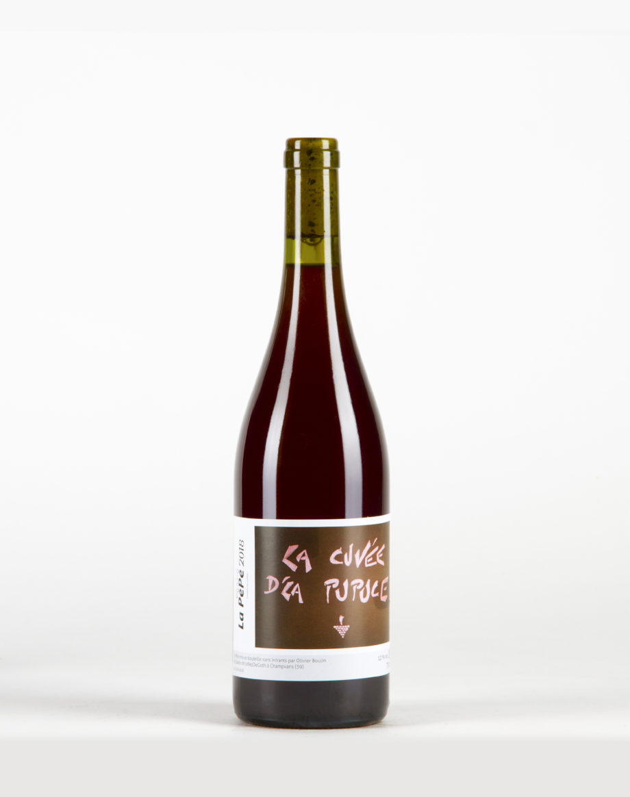 La Pépé Vin de France, Le Nez de Goth