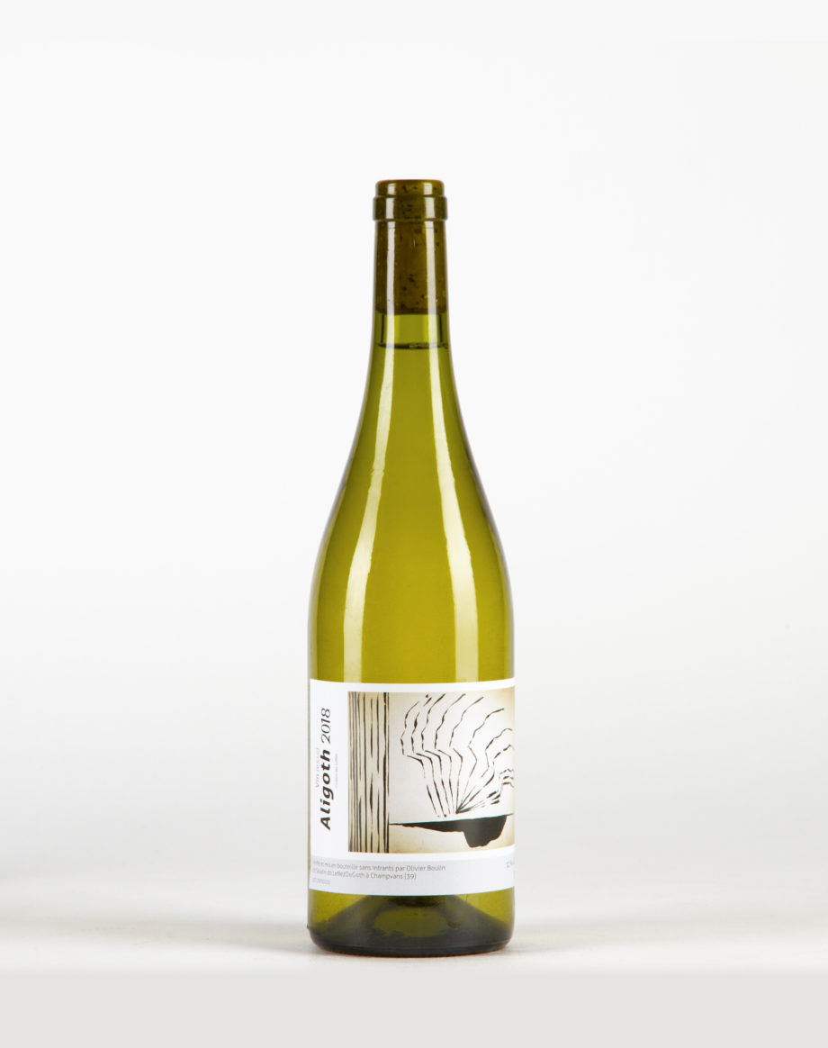 Aligoth Vin de France, Le Nez de Goth