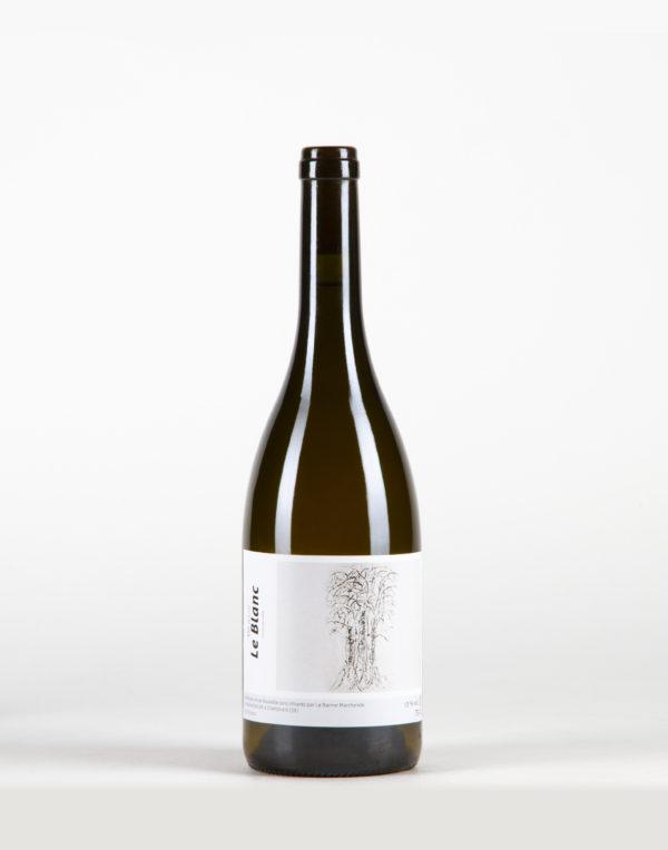 Le Blanc Vin de France, Le Nez de Goth