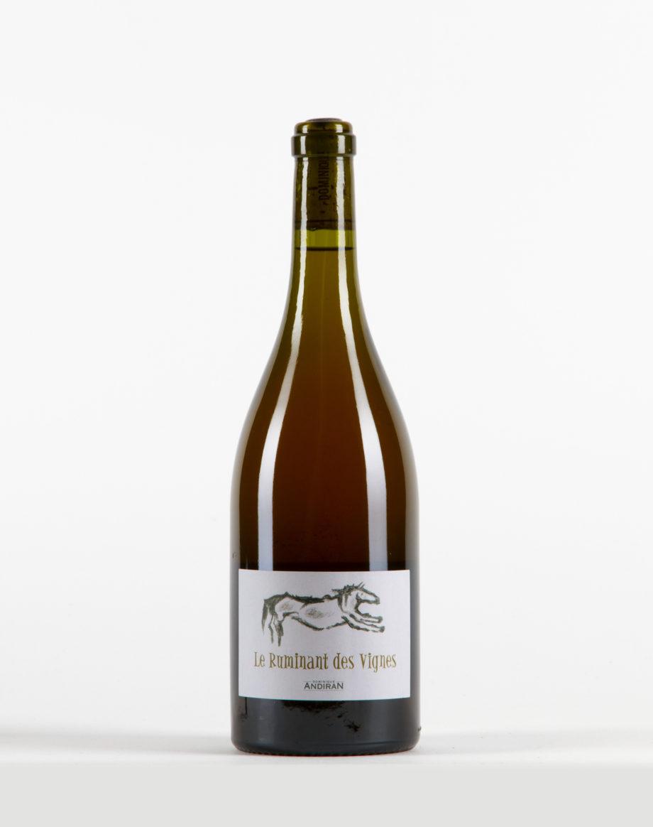 Ruminant des Vignes Vin de France, Andiran Dominique