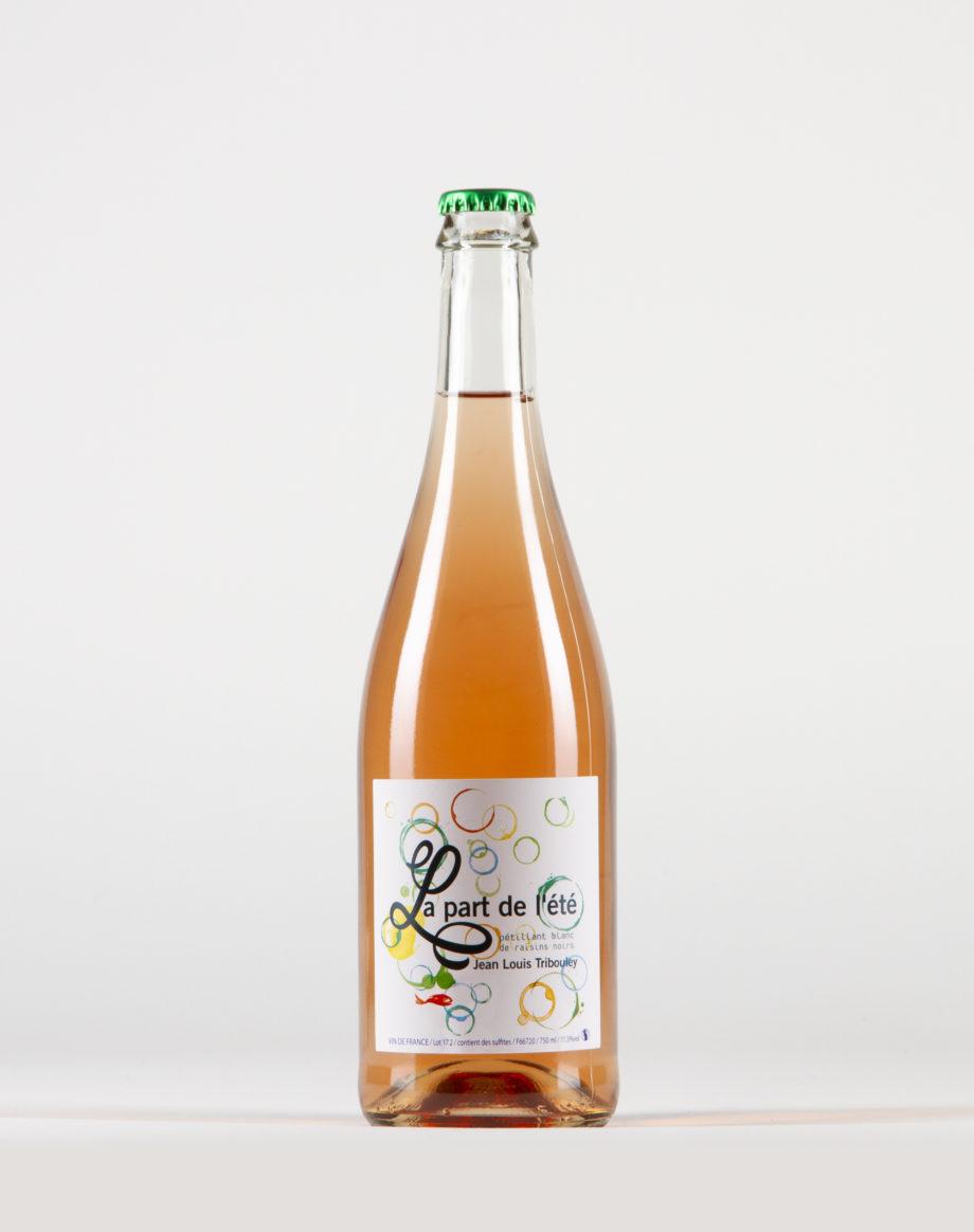 La Part de l'été Vin de France, Domaine Jean Louis Tribouley