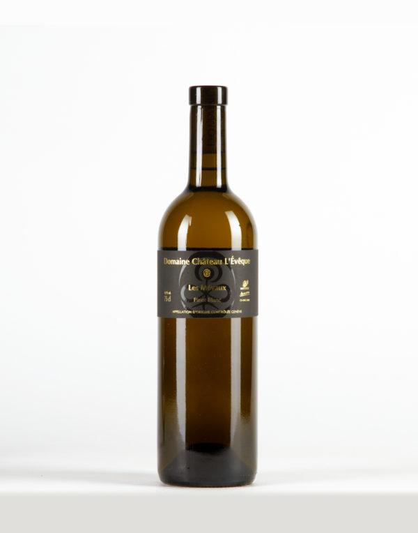 """Pinot Blanc """"Les Mévaux"""" Genève, Domaine Château L'Evèque"""