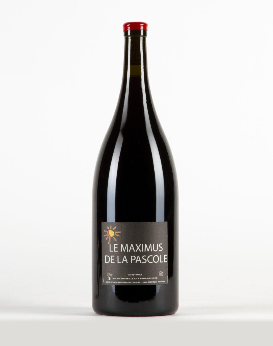 Maximus de la Pascole Vin de France, Nicolas Carmarans
