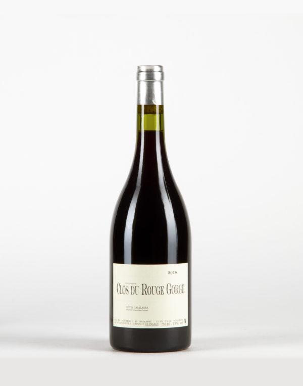 Carignan Vieilles Vignes Côtes Catalanes, Clos du Rouge Gorge
