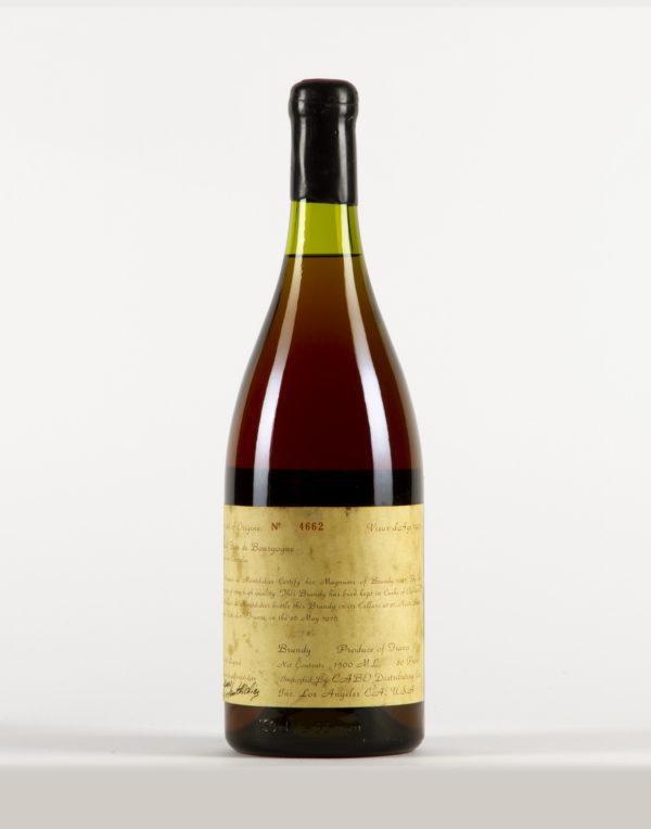 Vieille Fine de Bourgogne Bourgogne, Marquis de Montdidier