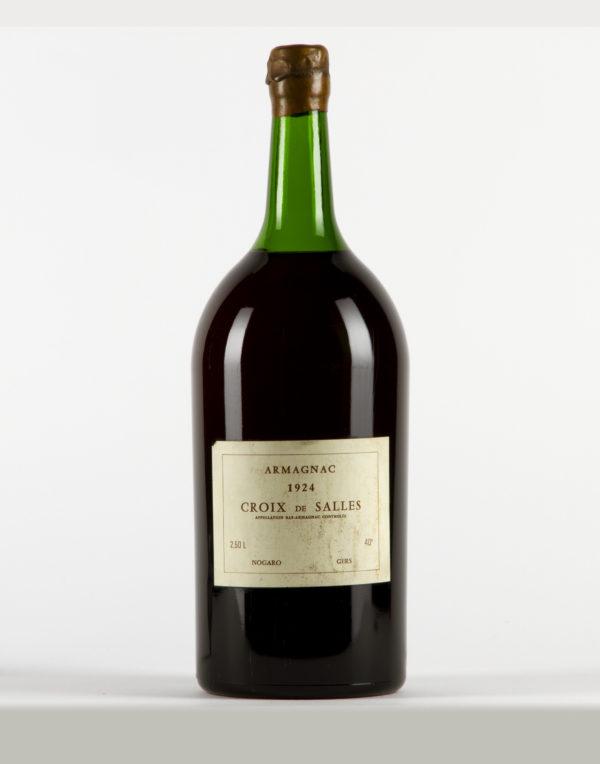 Armagnac Croix de Salles Armagnac, Nogaro 40%