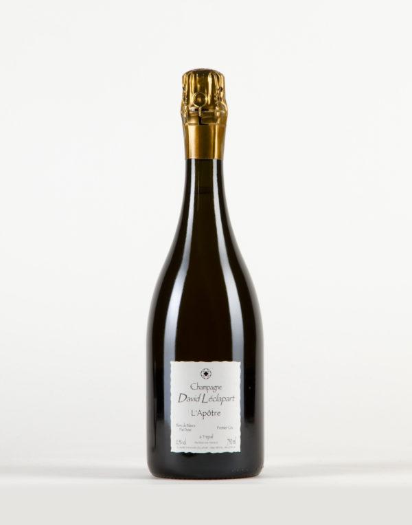 L'Apôtre Champagne, David Léclapart