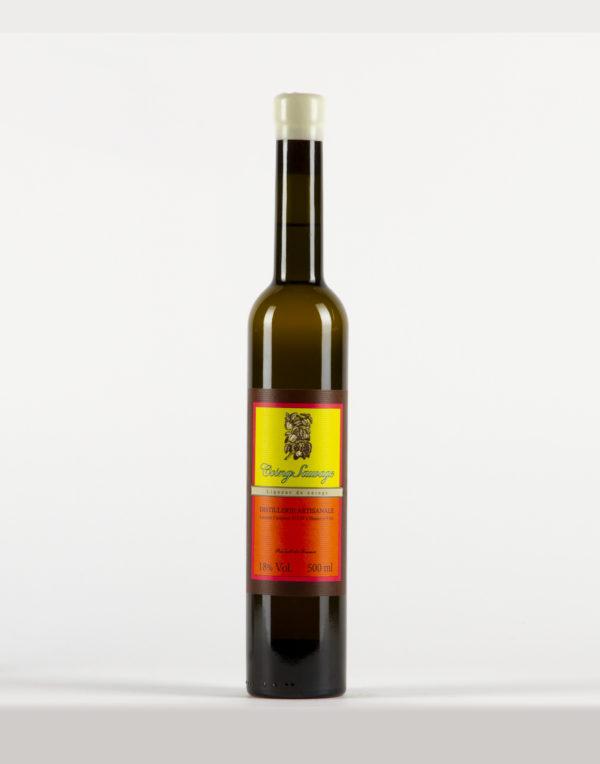 Liqueur de Coing Sauvage Distillerie Laurent Cazottes 18%