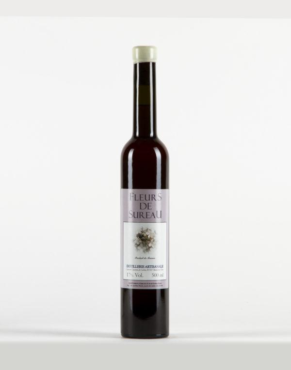 Vin de Fleurs de Sureau Distillerie Laurent Cazottes 17%