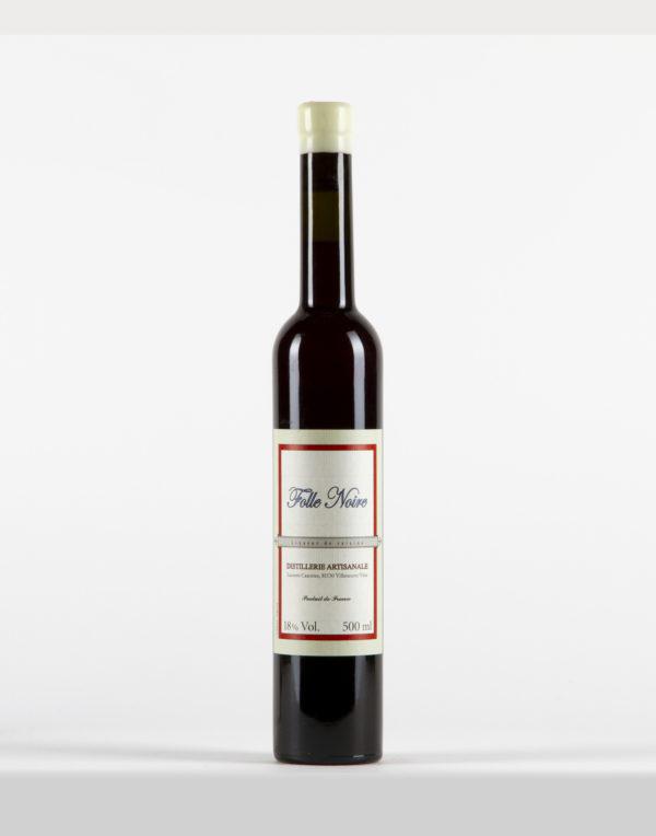 Liqueur de Folle noire Distillerie Laurent Cazottes 18%
