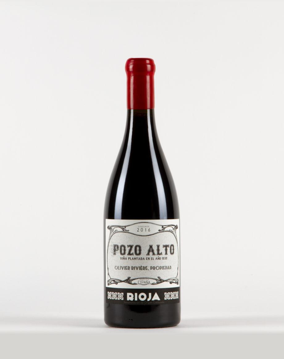 Pozo Alto Rioja, Olivier Rivière