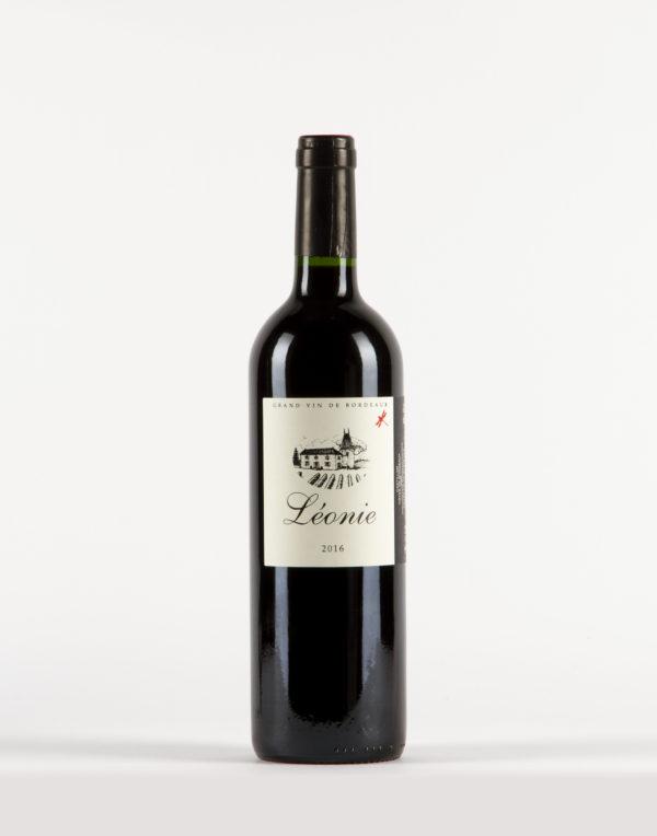 Léonie Côtes de Bordeaux Castillon, Vignobles Prissette