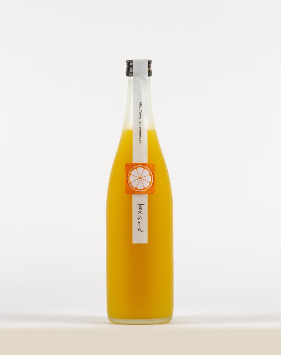 Natsu mikan  Saké, Heiwa Shuzo