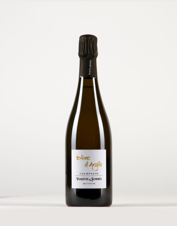 """Blanc d'Argile """"R15-D17"""" Champagne, Champagne Vouette & Sorbée"""