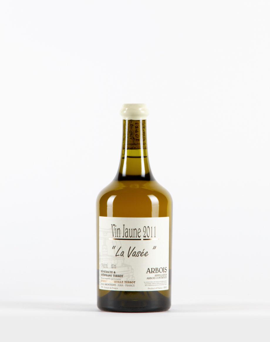 Vin Jaune «La Vasée» Arbois, Domaine Stéphane Tissot