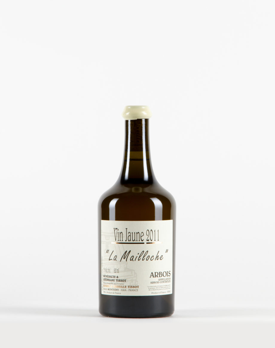 Vin Jaune «La Mailloche» Arbois, Domaine Stéphane Tissot