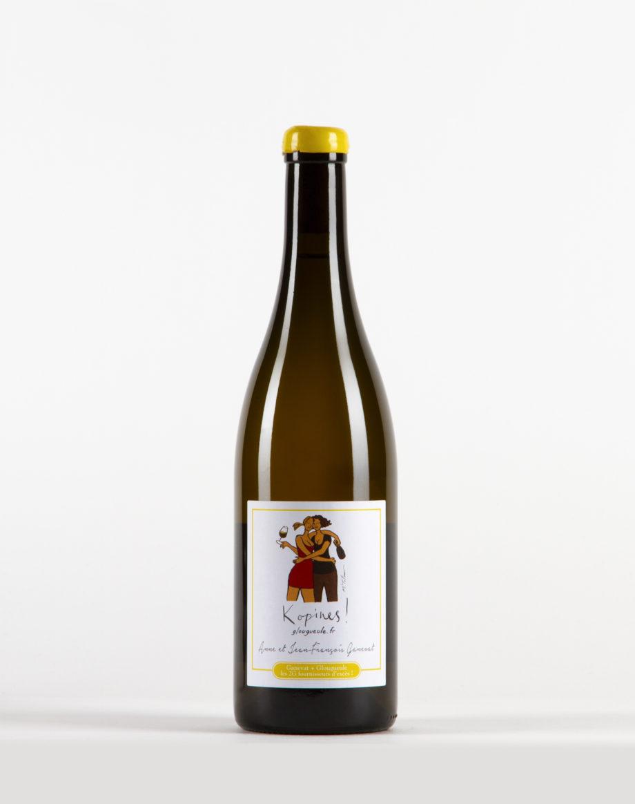 Kopine Vin de table, Les Vins d'Anne et Fanfan Ganevat