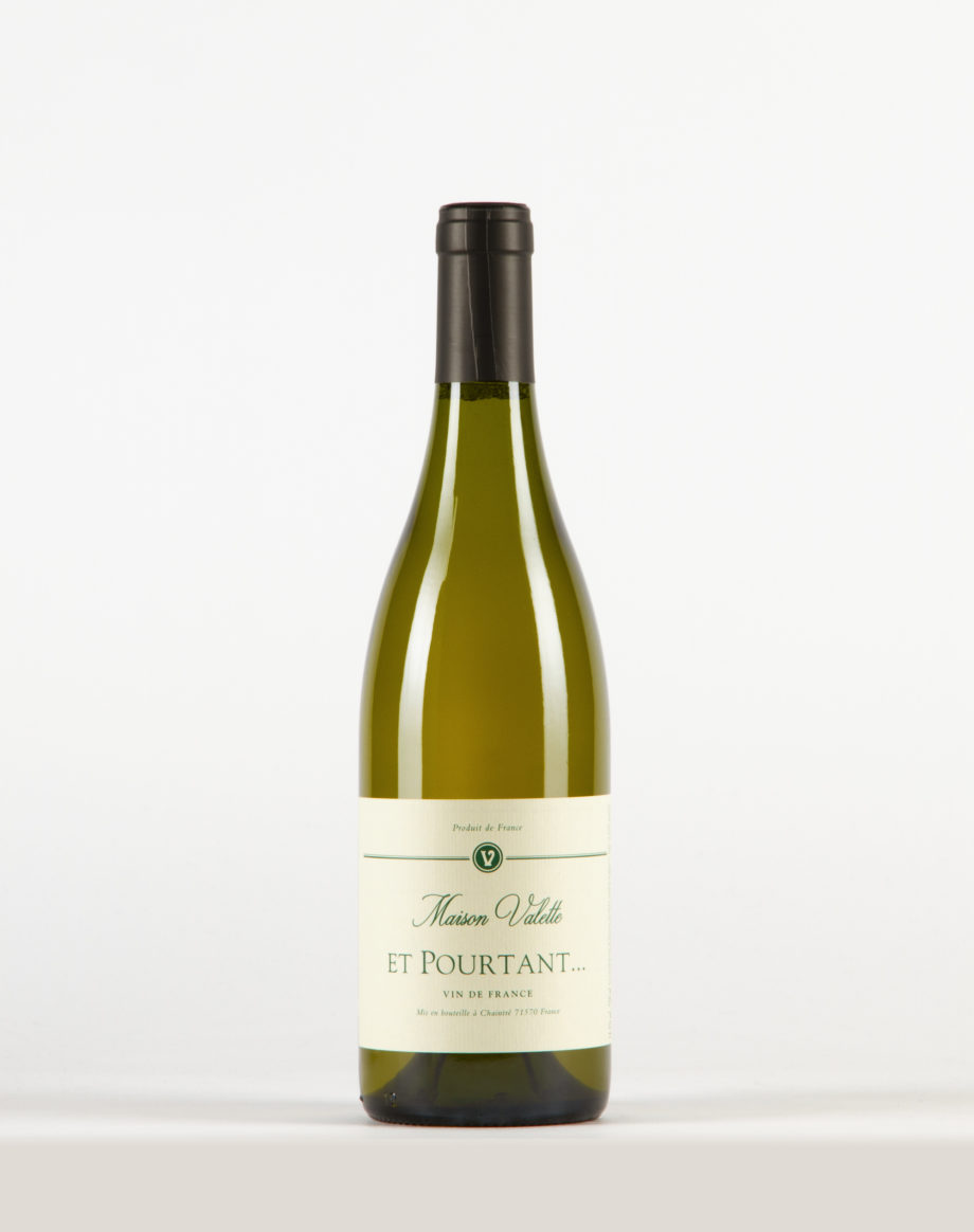 Et Pourtant… Vin de France, Maison Valette