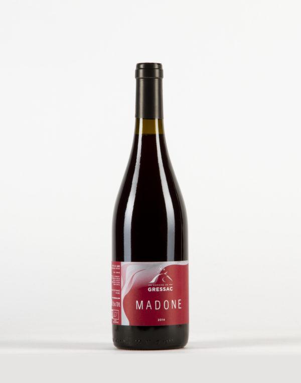 Madone Vin du Pays Gard, Domaine de Gressac