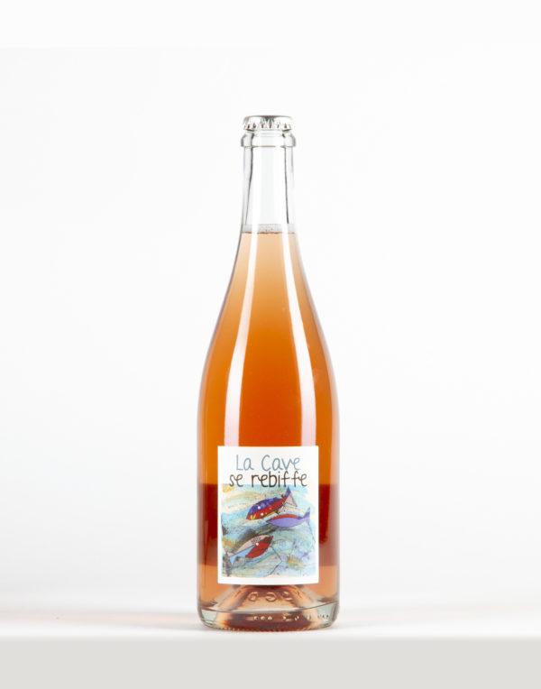 La Cave se Rebiffe Vin de France, Un Saumon dans la Loire