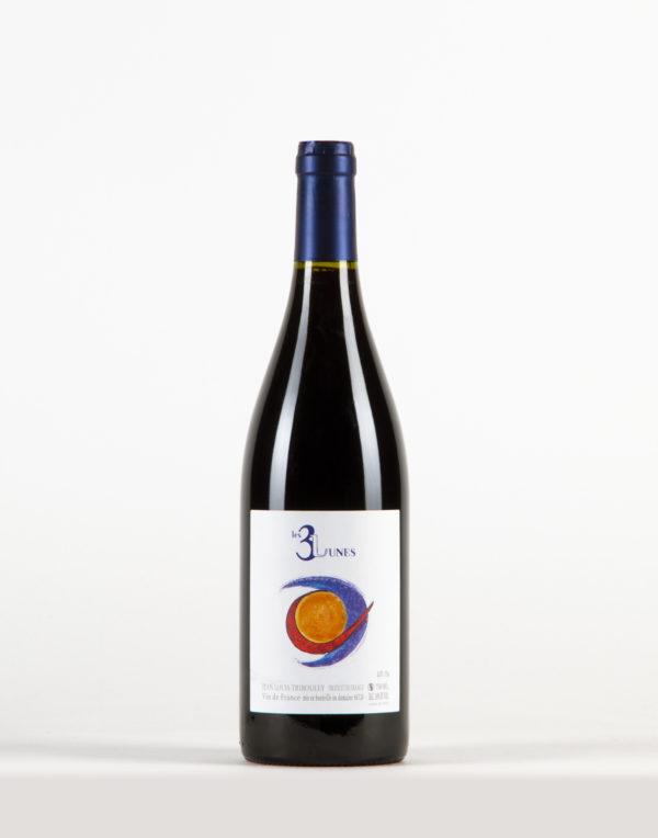 Les 3 Lunes Vin de France, Domaine Jean Louis Tribouley