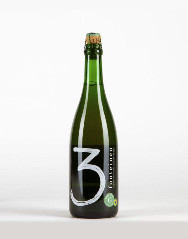 Oude Gueuze Bière 3 Fonteinen
