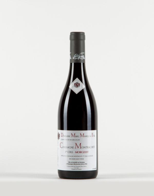 Morgeot Rouge Chassagne-Montrachet 1er cru, Domaine Marc Morey