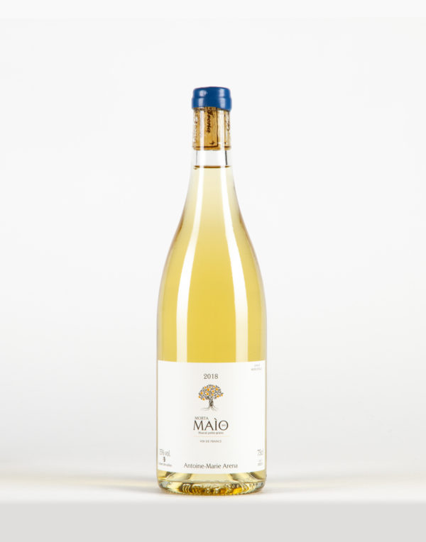 Morta Maio moelleux Vin de France, Antoine-Marie Arena