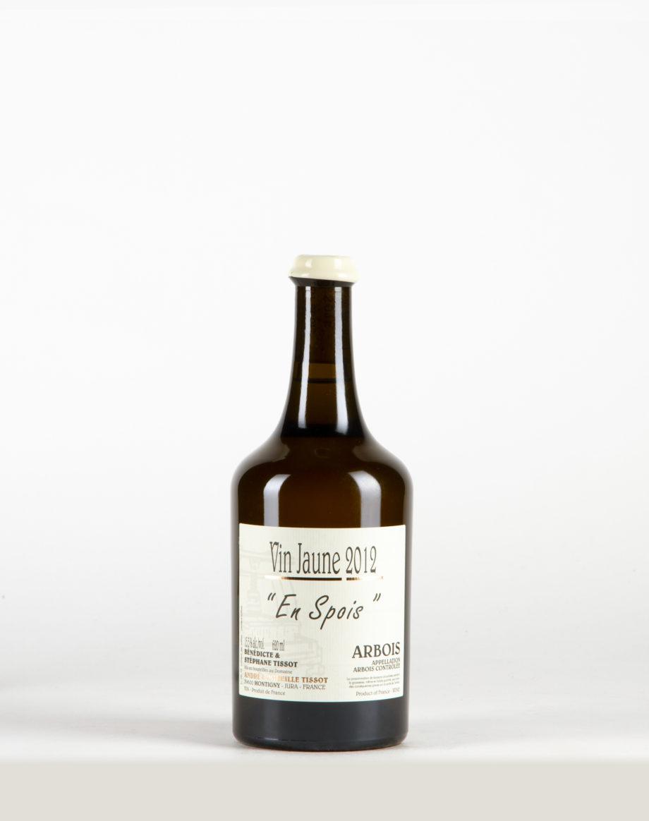Vin Jaune «En Spois» Arbois, Domaine Stéphane Tissot