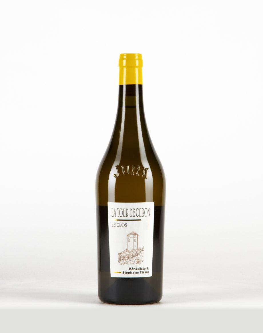 """Chardonnay """"Clos de la Tour de Curon"""" Arbois, Domaine Stéphane Tissot"""