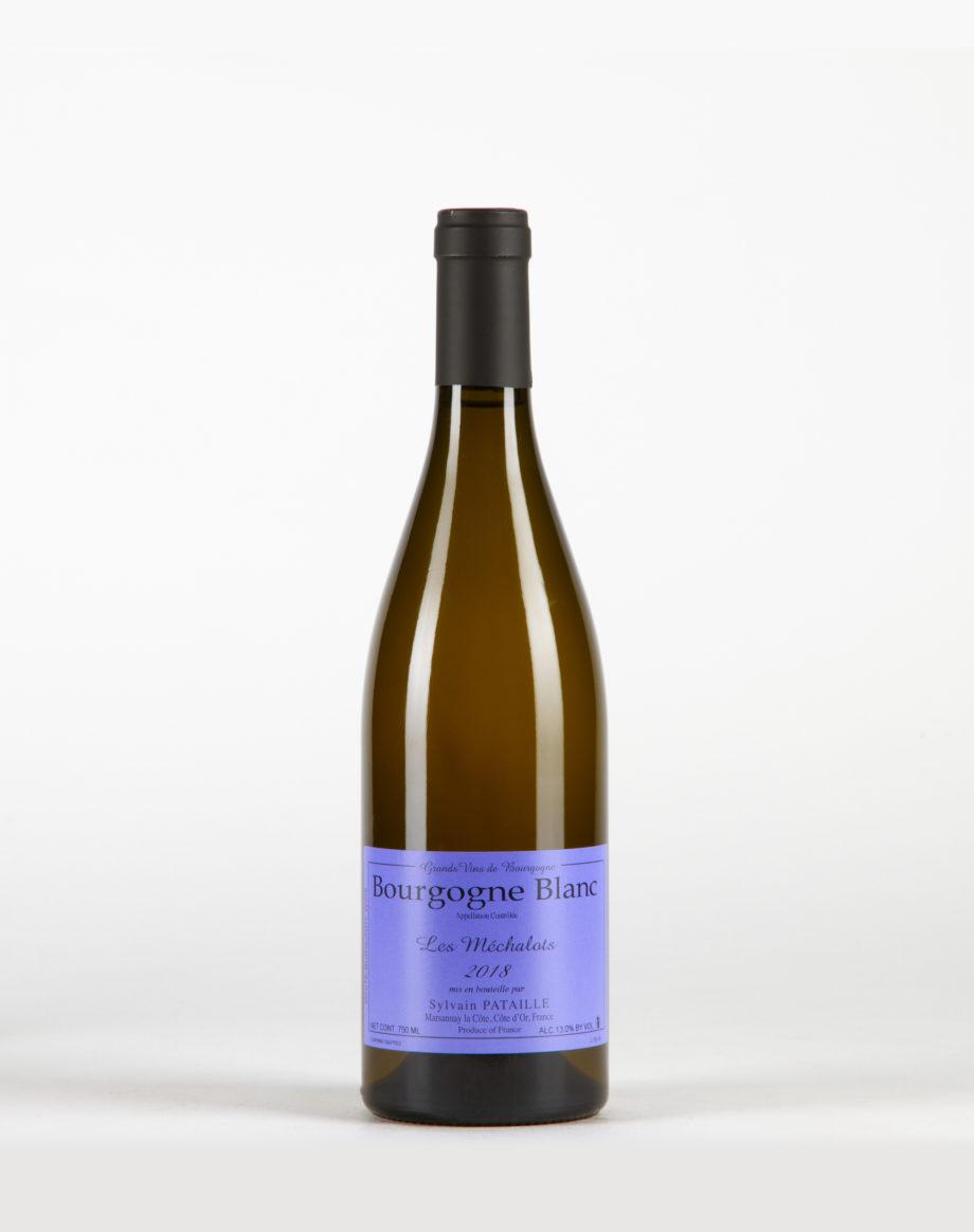 Méchalots Bourgogne Chardonnay, Domaine Sylvain Pataille