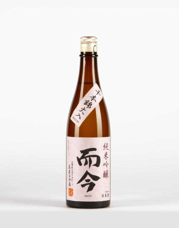 JIKON - Junmai Ginjô Senbon Nishiki Sake, Kiyashô Shuzô