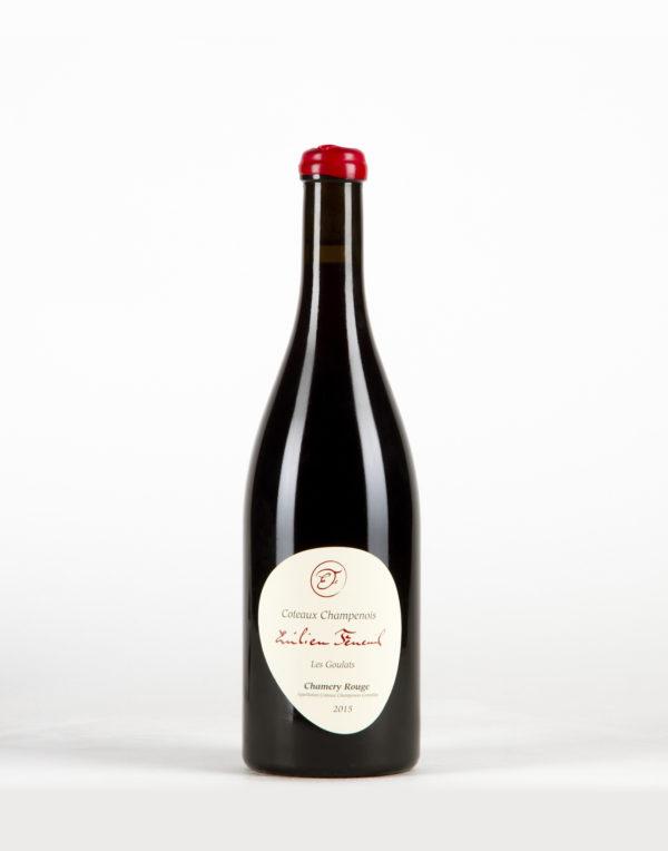 Les Goulats rouge Coteaux Champenois, Emilien Feneuil