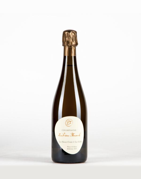Les Basses Croix & Les Gillis Champagne 1er cru, Emilien Feneuil