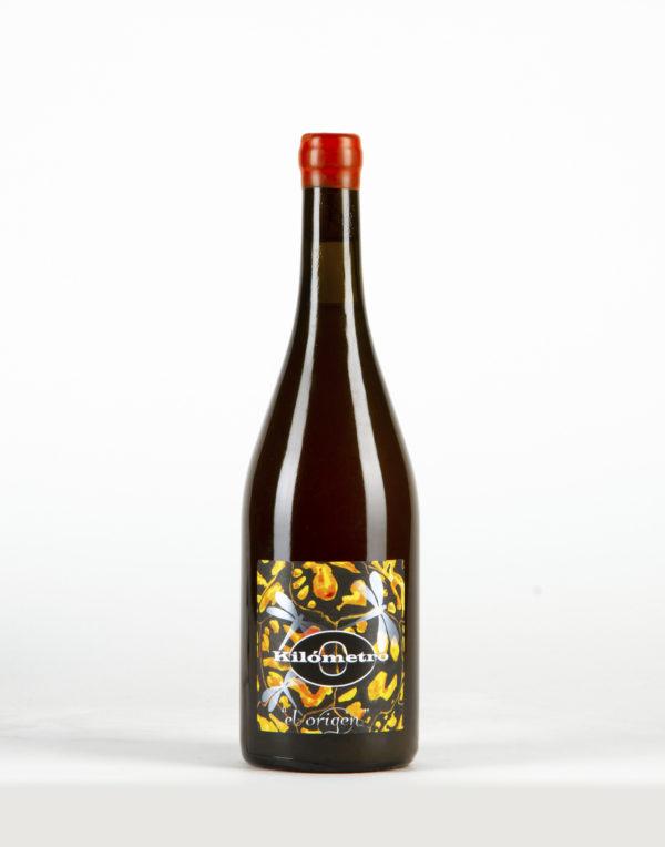 Km 0 El Origen Vin d'Espagne, Ismael Gozalo