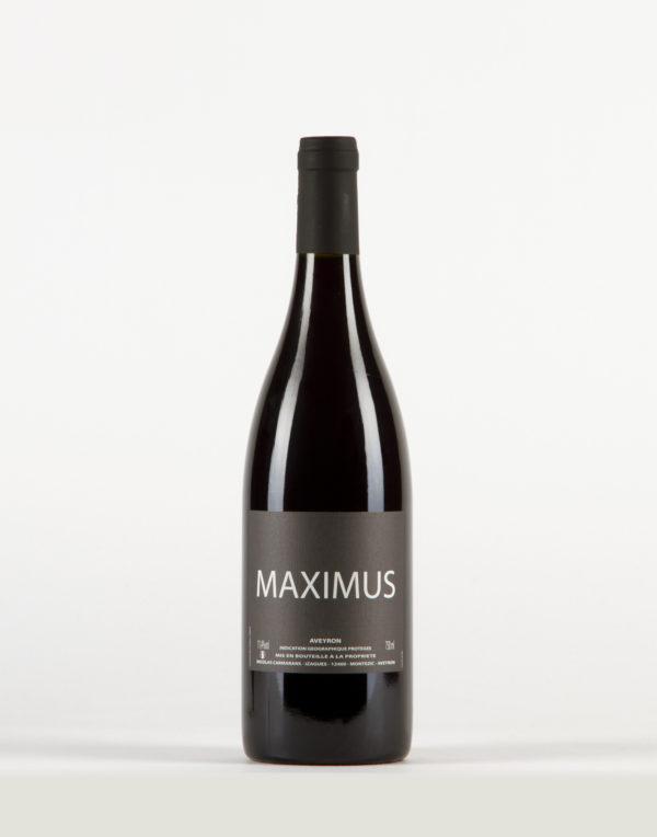 Maximus Aveyron, Nicolas Carmarans