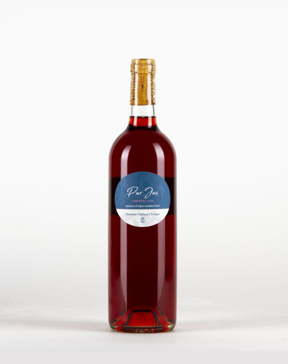 Pinot Blanc «Pur jus» Genève, Domaine Château L'Evèque